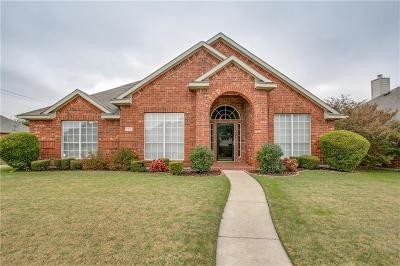 Allen Single Family Home For Sale: 754 Big Bend Drive