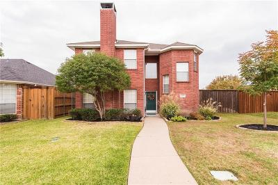 Carrollton Single Family Home Active Option Contract: 4181 Creekmeadow Drive