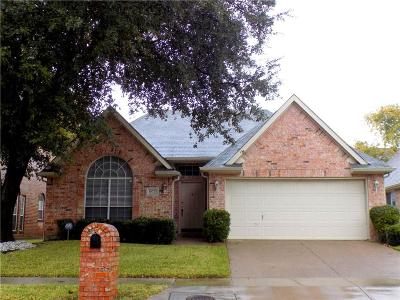Single Family Home For Sale: 18727 Tall Oak Drive