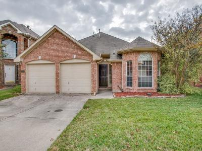Carrollton Single Family Home For Sale: 1409 Pawnee Trail