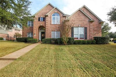 Flower Mound Single Family Home Active Option Contract: 2800 Wisdom Creek Drive
