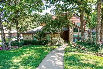 Grapevine Single Family Home For Sale: 3072 High Ridge Drive