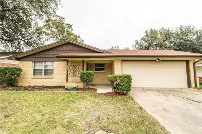 Irving Single Family Home For Sale: 734 Wyche Drive