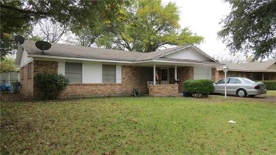Duncanville Single Family Home Active Option Contract: 430 E Mona Avenue