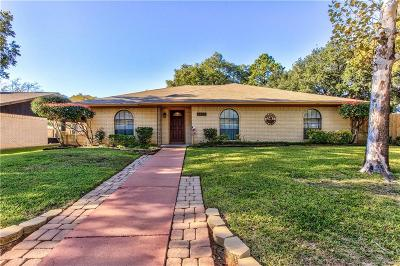 Lewisville Single Family Home For Sale: 1466 Forestglen Drive