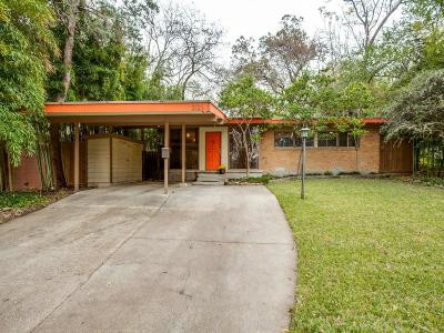 Dallas Single Family Home For Sale: 2123 Saint Francis Avenue