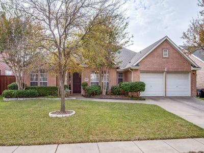 Frisco Single Family Home Active Option Contract: 11377 Diablo Grande Drive