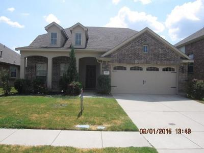 McKinney TX Residential Lease For Lease: $1,775