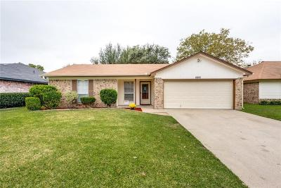 Single Family Home Active Option Contract: 6805 Longleaf Lane