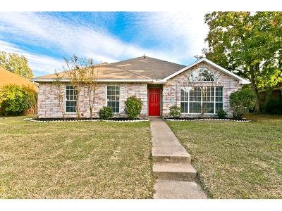 Rowlett Single Family Home For Sale: 3416 Locust Street