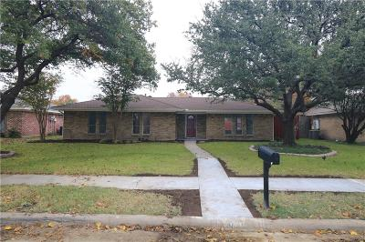 Plano Single Family Home For Sale: 2103 Winterstone Drive