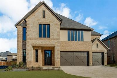 Frisco Single Family Home For Sale: 3660 Agnes Creek Drive Drive
