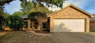 Bedford Single Family Home For Sale: 3208 Timber View Circle