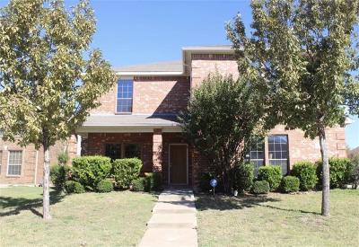 Glenn Heights Single Family Home For Sale: 1115 Noblewood Drive