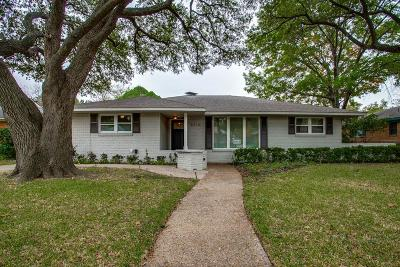 Single Family Home For Sale: 6210 Saint Albans Drive