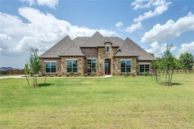 Flower Mound Single Family Home For Sale: 7600 High Trail Court