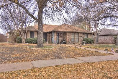 Plano Single Family Home For Sale: 3249 Anchor Drive