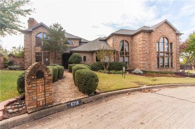 Arlington Single Family Home For Sale: 4718 Wild Turkey Trail