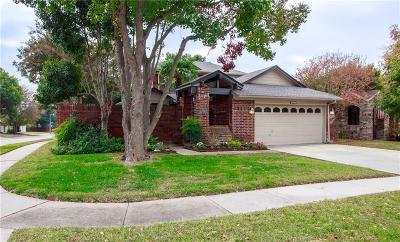 Plano TX Single Family Home Active Option Contract: $280,000
