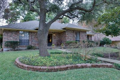 Rockwall Single Family Home For Sale: 707 Village Green Drive