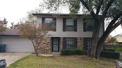 Single Family Home Active Option Contract: 2109 Via Estrada