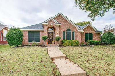 Frisco Single Family Home For Sale: 4101 Sara Drive