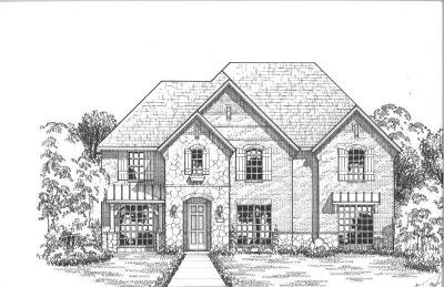Frisco Single Family Home For Sale: 11893 Curry Creek Drive
