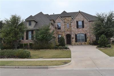Garland Single Family Home For Sale: 905 Chumley Road