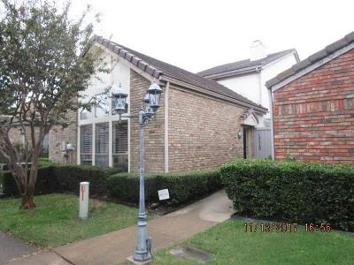 Addison Residential Lease For Lease: 17112 Westgrove Drive