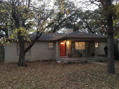 Azle Single Family Home For Sale: 104 Hankins Drive