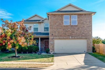 Aubrey Single Family Home Active Option Contract: 1210 Mallard Creek
