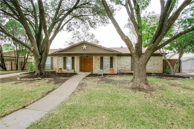 Farmers Branch Single Family Home For Sale: 3171 Golfing Green Drive