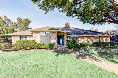 Carrollton Single Family Home Active Option Contract: 2403 Morian Circle