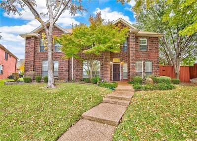 Plano Single Family Home For Sale: 7300 Tabor Circle