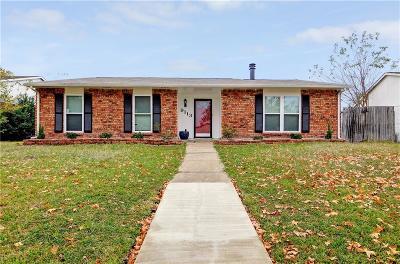 Rowlett Single Family Home For Sale: 9113 Linda Vista Drive