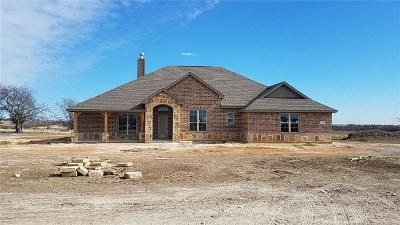 Wise County Single Family Home For Sale: 121 County Road 4223