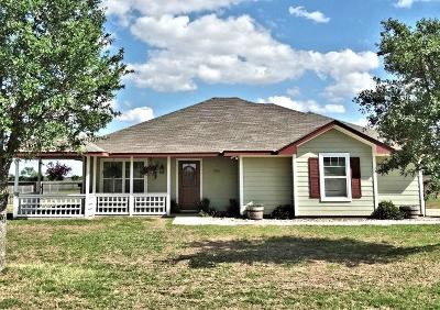 Somervell County Single Family Home Active Option Contract: 1098 Cr 304