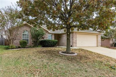 Mansfield Single Family Home For Sale: 2722 Jennie Wells Drive