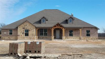 Wise County Single Family Home Active Kick Out: 113 County Road 4223