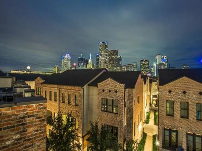 Dallas Townhouse For Sale: 2151 Norlock Lane