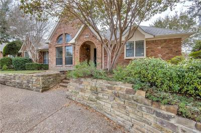 Dallas County, Denton County Single Family Home For Sale: 1215 Magnolia Drive