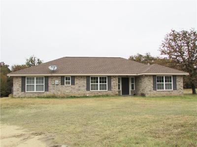 Hico Single Family Home For Sale: 1415 Farm Road 1824