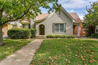 Single Family Home For Sale: 3215 Odessa Avenue