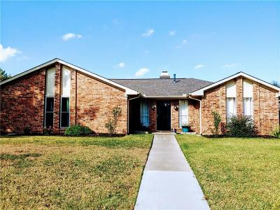 Plano Single Family Home For Sale: 4121 Nightfall Drive