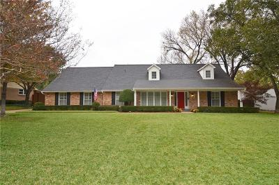 Single Family Home For Sale: 3921 Cedarbrush Drive