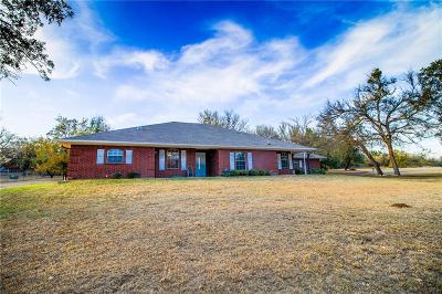 Weatherford Single Family Home For Sale: 5366 Old Brock Road