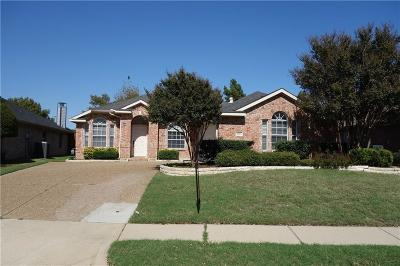 Plano Single Family Home Active Option Contract: 4417 Lone Rock Court
