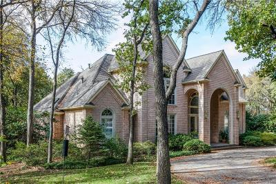 Flower Mound Single Family Home For Sale: 1909 Breaker Lane