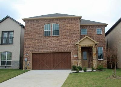 Carrollton Single Family Home For Sale: 2309 Chrystal Falls Drive