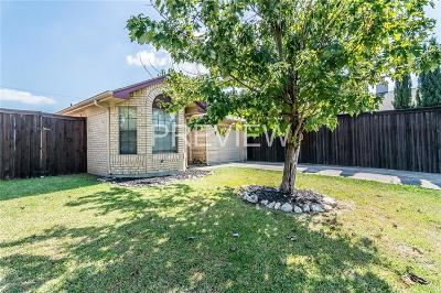 Irving Single Family Home For Sale: 2702 Game Lake Drive